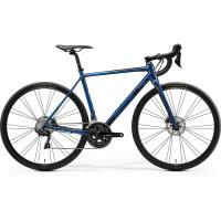 Велосипед Merida Mission Road 400 SilkOceanBlue/Black 2020 XL(59cm)(40297)