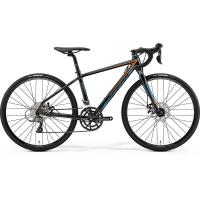 Велосипед Merida Mission J.Road MetallicBlack/Orange/Blue 2019 S(39cm)